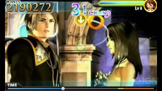 Theatrhythm Final Fantasy Gameplay- FF VIII Event Song