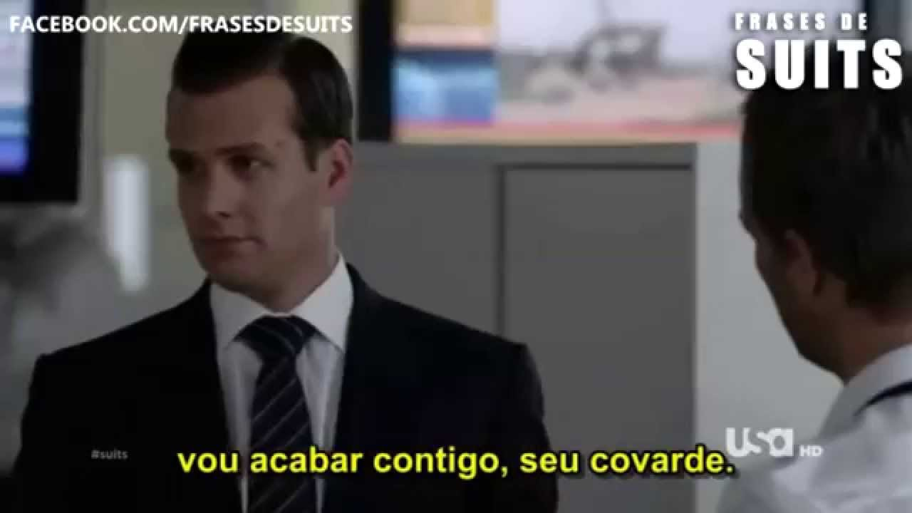 Deal With It Legendado Harvey Specter Suits Youtube