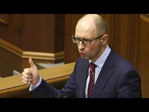 Ukraine: l'intégration européenne, objectif Nº1 du nouveau Premier ministre