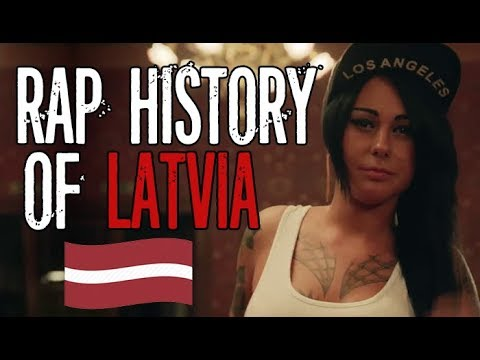 HISTORY OF RAP IN LATVIA (1997-2018)