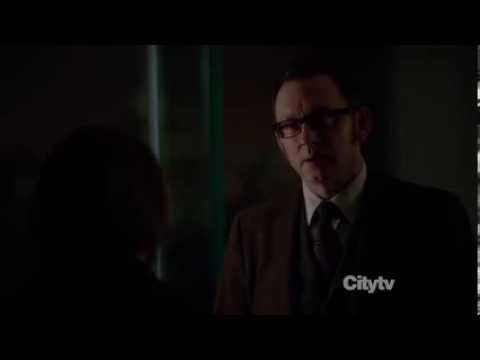 Person of Interest 2x16 even you can't run forever