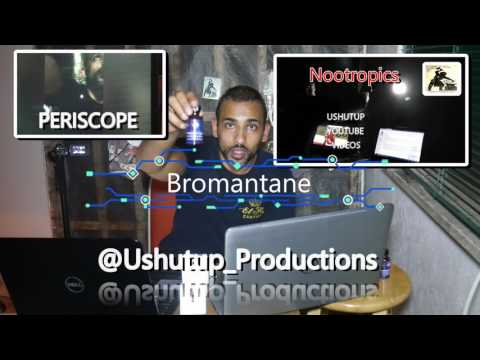 Nootropics Review. Phenylpiracetam, Bromantane and Sunifiram
