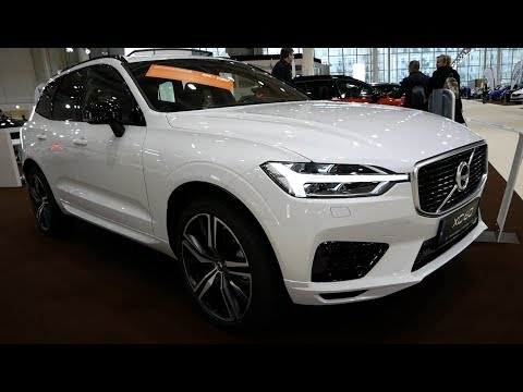 2020 New Volvo XC60 Exterior And Interior