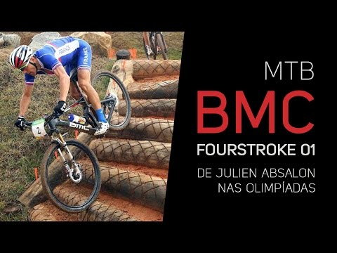 Absalon's MTB BMC Fourstroke 01