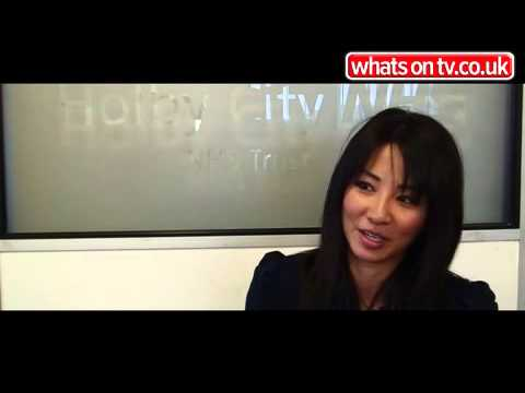 Jing Lusi on her Holby exit: 'I couldn't stop crying!'