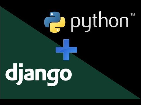 Intro to Web App &  Backend development tutorials | Python | django