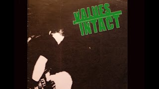 VALUES INTACT - 2 Song Promo 2004