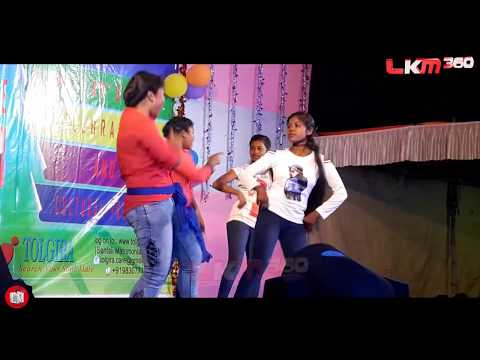 Mogra Dance Group | Santragachi Cultural Programme 2017 | LKM 360