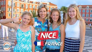 Nice France Travel Guide - A Taste of Italy on the French Riviera | 90+ Countries With 3 Kids