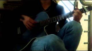 Chiều nay không có mưa bay Guitar cover By Dat Nguyen