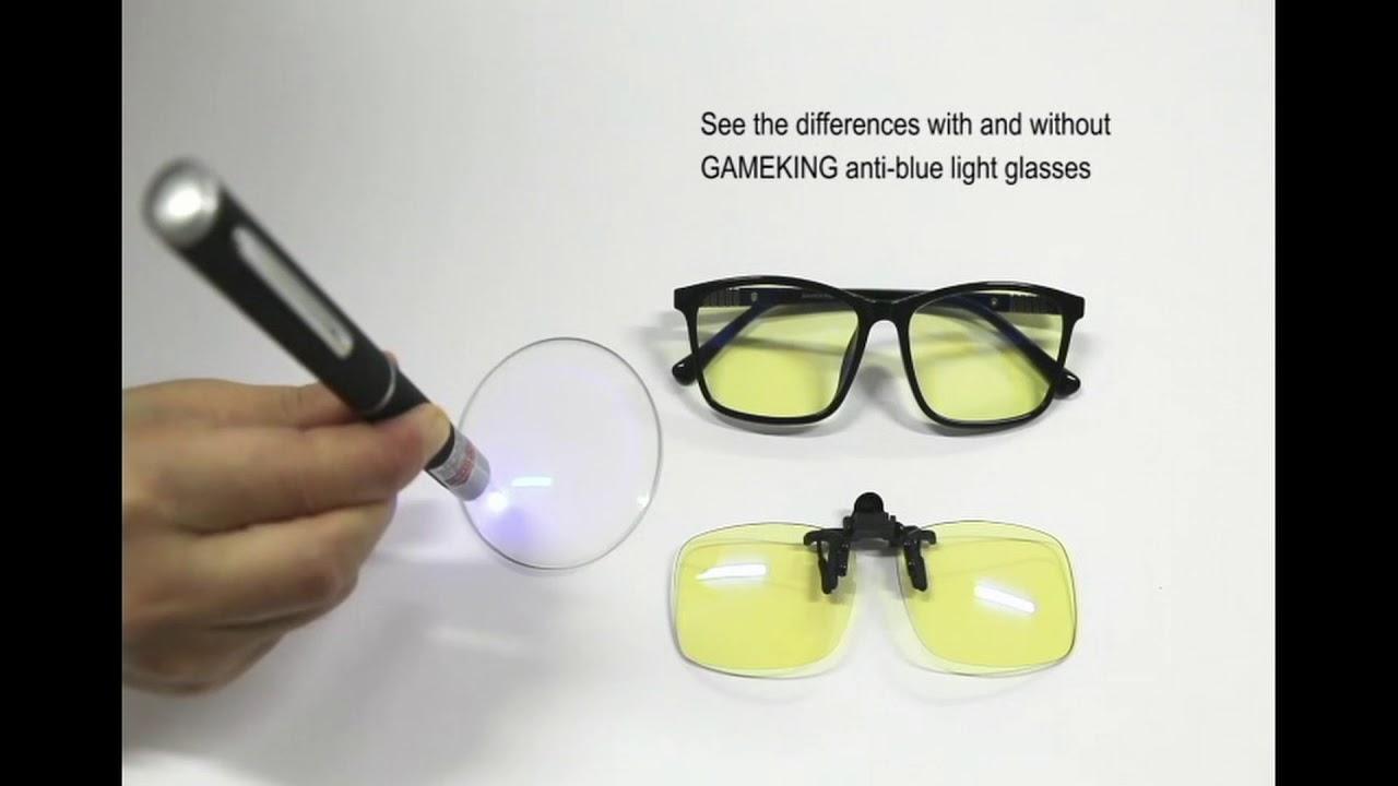 Do Gameking Computer Glasses Really Work Youtube