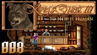 Kings Quest 3 (AGDI) ♦ #08 ♦ Weitere Zauber ♦ Let's Play