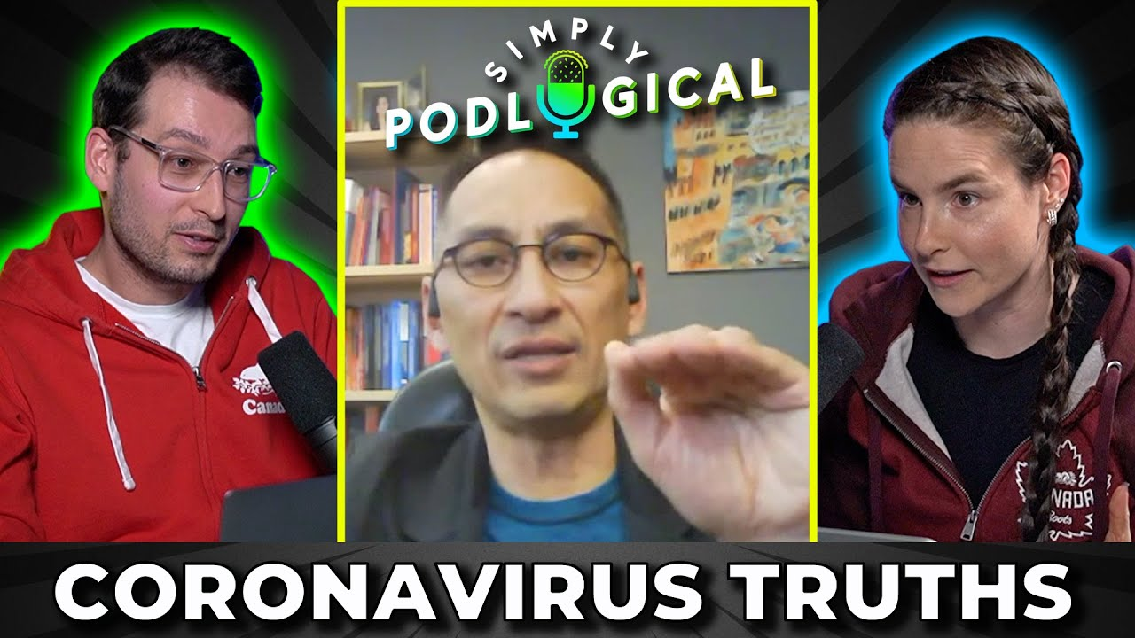 Download How is the Canadian Government responding to COVID-19? ft. Dr. Njoo - SimplyPodLogical #10