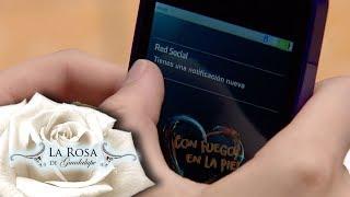 Elisa se hace pasar por la famosa Anabel en Red Social   Fraude...   La Rosa de Guadalupe