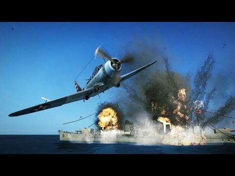 Damage Inc Pacific Squadron WWII Trailer