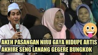 gaya hidup melu artis ? yo bungkok gegere bojomu pengajian terbaru kh anwar zahid lucu oktober 2017