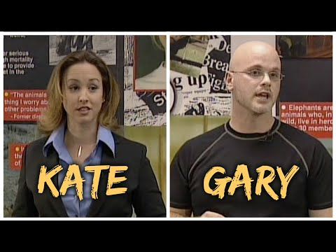 AND NOBODY GETS KILLED - A Lecture by Gary Yourofsky & Kate Timko
