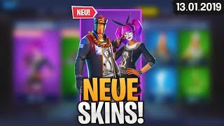 FORTNITE SHOP from 13.1 - 👤 NEW SKINS! today's 🛒 Fortnite Daily Item Shop: 13 January 2019 | Detu
