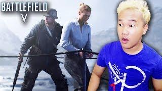 អ្នកនឹងស្ដាយក្រោយពេលមិនបានទស្សនាការបំផ្លាញគម្រោងនុយក្លេអ៊ែរមួយនេះ - Battlefield 5 WWII Gameplay #5