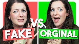 Fake VS Original l Billig vs. Teuer Experiment l Festival Edition