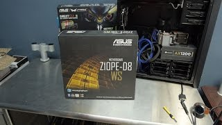 ASUS Z10PE D8 WS Motherboard Review