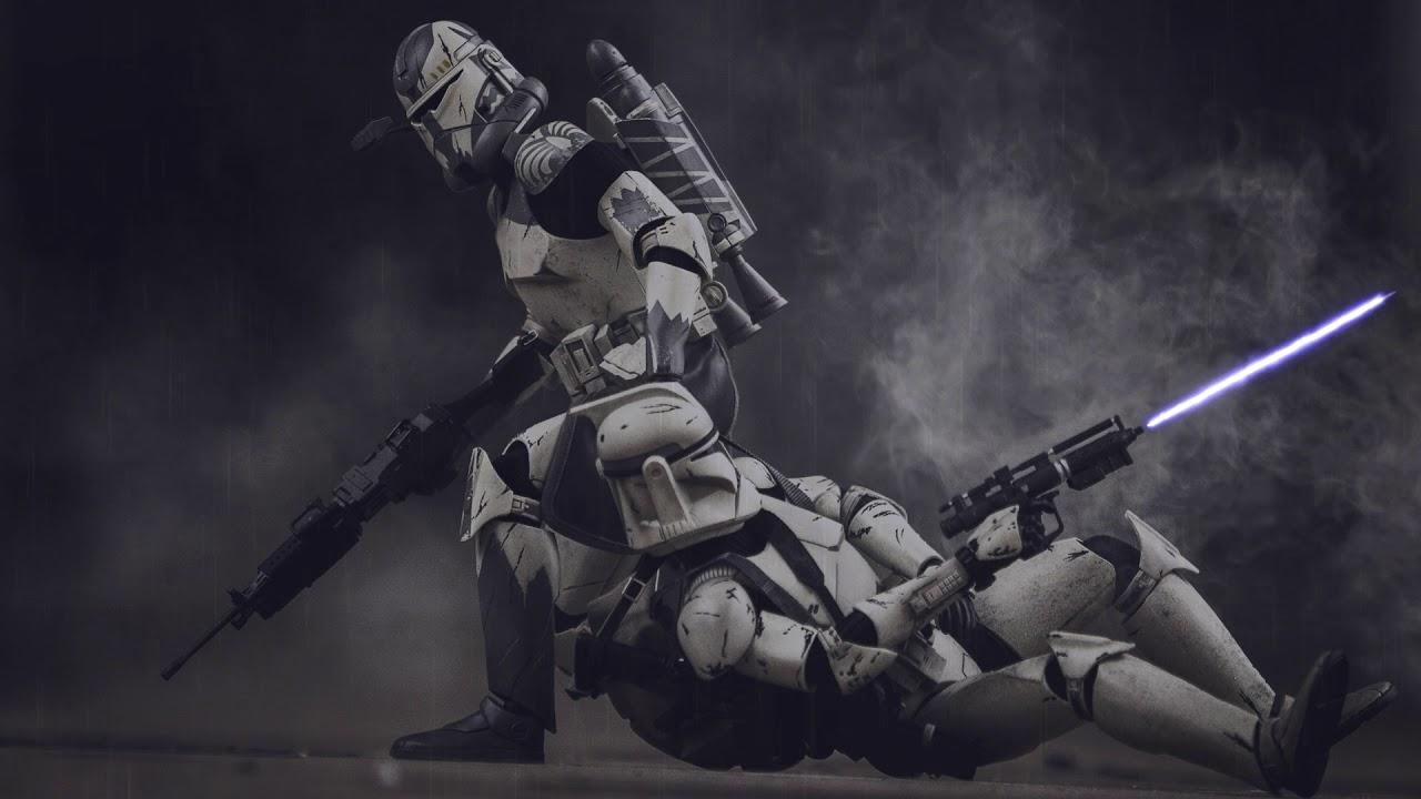 Star Wars Clone Theme Vode An Livewallpaper Hd Youtube