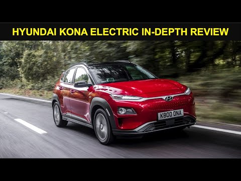 Hyundai Kona Electric Review - Our most leased car