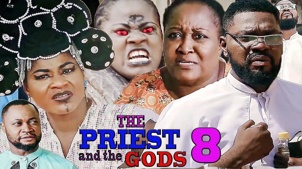 Download THE PRIEST AND THE GODS SEASON 8 - 2019 Latest Nigerian Nollywood Movie