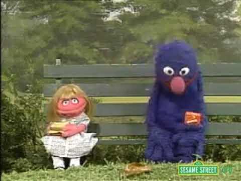 Sesame Street Sharing
