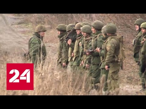 Разведение сил в Петровском полностью завершено - Россия 24