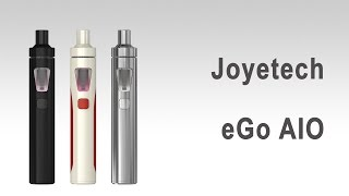 Joyetech eGo AIO (огляд) - переосмислений eGo-формат