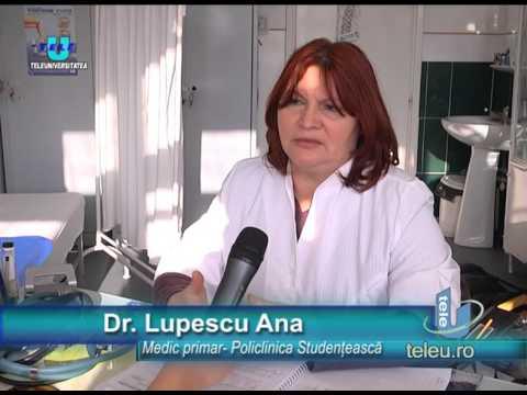 TeleU: Sfatul medicului, la început de 2014