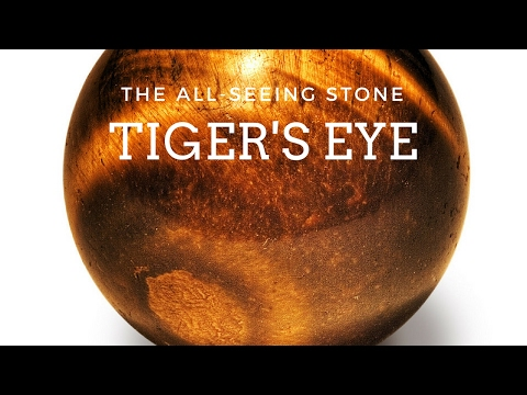 The All-Seeing Stone: The Magic of Tigers Eye -- Crystal