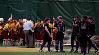 Highlights: NSU Softball vs Winona State 3/30/19