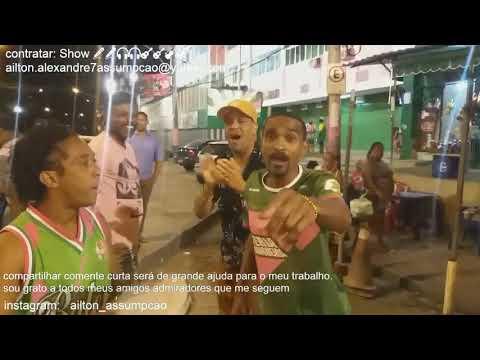 Ailton Assumpção Nunu da Mangueira - Canta Ensaboa Musica de Cartola