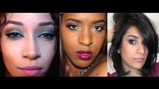 BH Cosmetics Giveaway CLOSED + Collab w/ Jam Jamiei & OnebeautyAddict | Emerald Eye Makeup tutorial Thumbnail