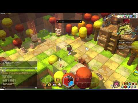 MapleStory 2 Online Alpha Adventures Part 1 Newbie Mode