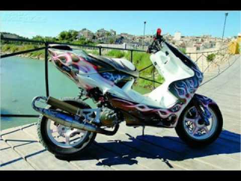 moto scooter la mejor