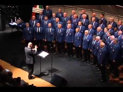 What Shall We Do with the Drunken Sailor - Canoldir Male Choir