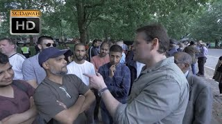 I GOT YA Hashim Vs Christian Speakers Corner Hyde Park