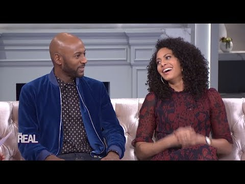 FULL INTERVIEW – Part 1: Romany Malco And Christina Moses From 'A Million Little Things'