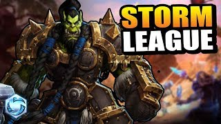 Thrall - high risk for high reward! // Storm League