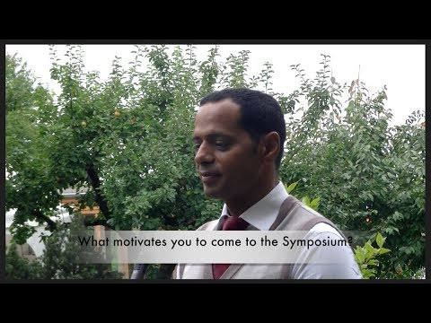 19. Internationales Ayurveda Symposium: Interview mit Dr. Vijay Murthy