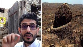 الصحابة و التابعين من رجال الحجر وجدت نقوشهم في قرية الجهوة ، وأقدم نقش إسلامي .