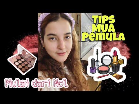 Cara Menjadi MUA PEMULA Sukses Dan Terkenal - Makeup Artist Profesional