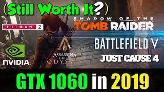 GTX 1060 in 2019 (Still Worth It?)