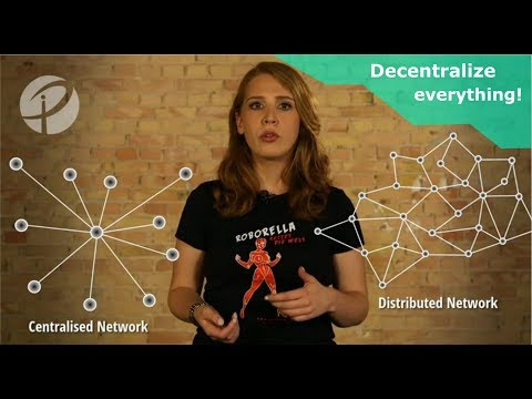 A decentralized Internet | People Power #1