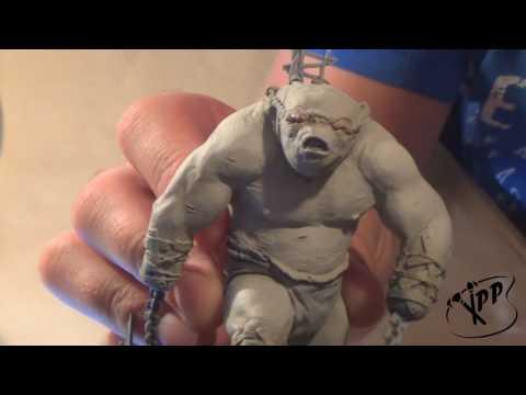 Troll Brute painting tutorial