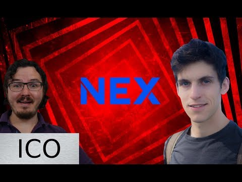 NEX ICO Co-Founder Ethan Fast Interview