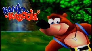 AN OLD, RARE GEM! | Banjo Kazooie | Episode 1